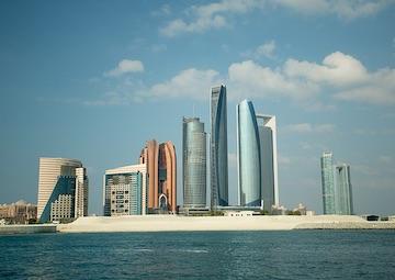 crucero por Abu Dhabi (EAU)
