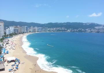 crucero por Acapulco (México)