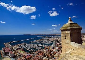 crucero por Alicante