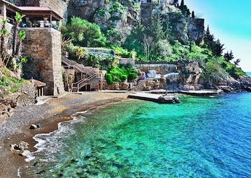 crucero por Antalya (Turquía)