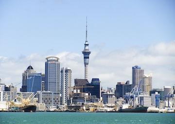 crucero por Auckland (Nueva Zelanda)