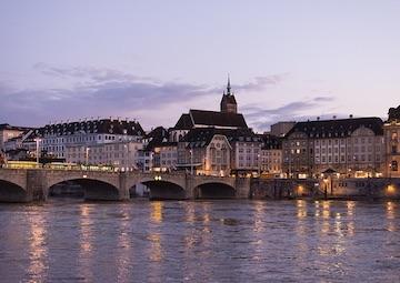 crucero por Basilea (Suiza)