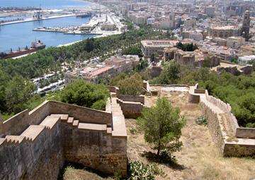 crucero por Málaga