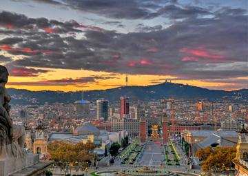 crucero por Barcelona