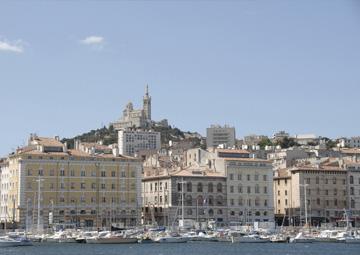 crucero por Provenza (Marsella), Francia