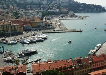 crucero por Niza