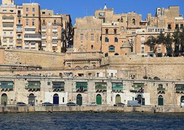 crucero por La Valletta (Malta)
