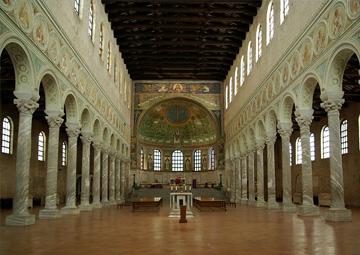 crucero por Ravenna (Italia)