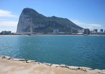 crucero por Gibraltar