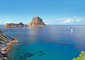 crucero por Ibiza