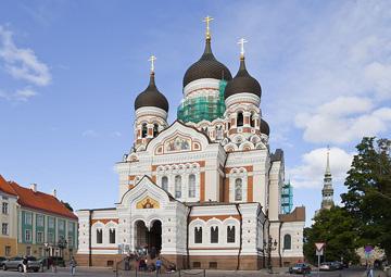 crucero por Tallín (Estonia)