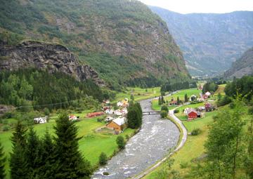crucero por Flam (Noruega)