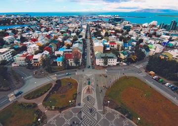 crucero por Reykjavik (Islandia)