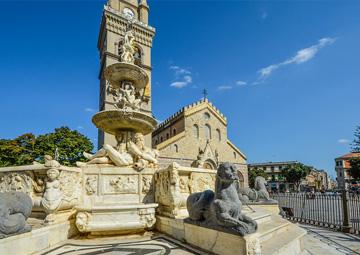 crucero por Messina (Sicilia)