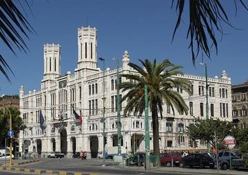 crucero por Cagliari (Cerdeña)