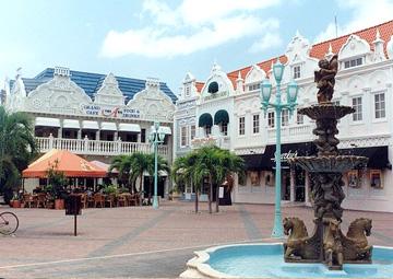 crucero por Oranjestad (Aruba)