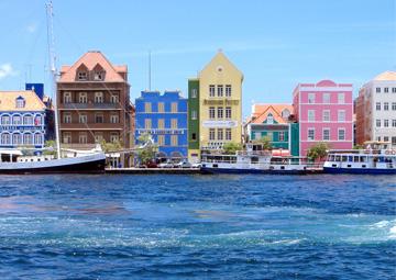 crucero por Willemstad (Antillas Países Bajos)