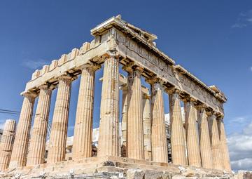 crucero por Atenas (Grecia)