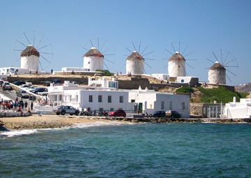 crucero por Katákolon (Grecia)