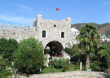 crucero por Marmaris (Turquía)