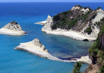 crucero por Corfú (Grecia)