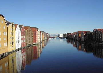 crucero por Trondheim (Noruega)