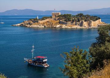 crucero por Kusadasi (Turquia)