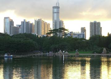 crucero por Shenzhen / Hong Kong