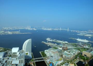 crucero por Yokohama (Tokio)