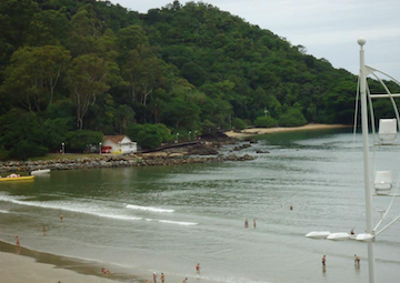 crucero por Barra Norte River