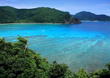 crucero por Amami (Japón)