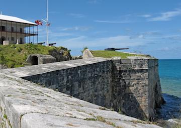 crucero por Royal Naval Dockyard (Bermuda)