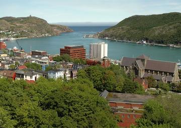 crucero por St. Johns, Newfoundland (Canadá)