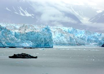 crucero por Cruise Hubbard Glacier (Alaska)