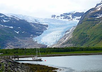crucero por Cruise Svartisen Glacier (Noruega)