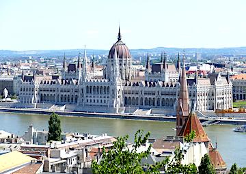 crucero por Praga / Budapest