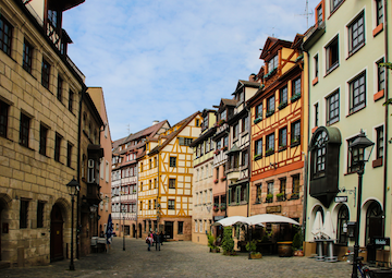 crucero por Nuremberg / Praga