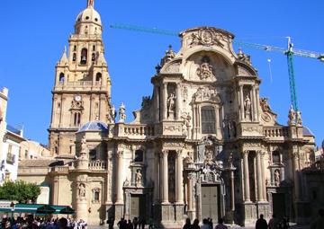 crucero por Murcia