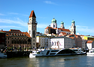 crucero por Passau / Salzburg