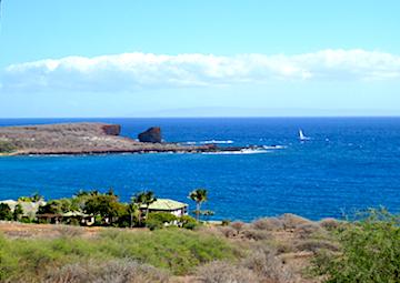 crucero por Manele Bay