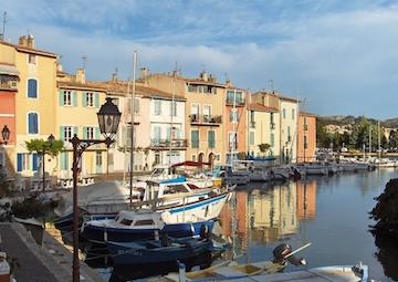 crucero por Martigues/ Port Saint Louis/ Arles/ Avignon