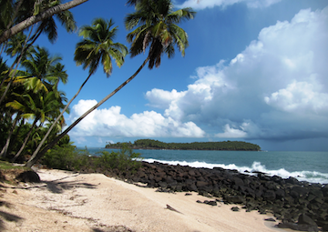 crucero por Iles du Salut (Guayana Francesa)