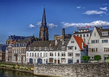 crucero por Maastricht